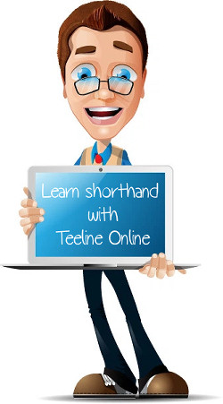 How to learn shorthand writing free online