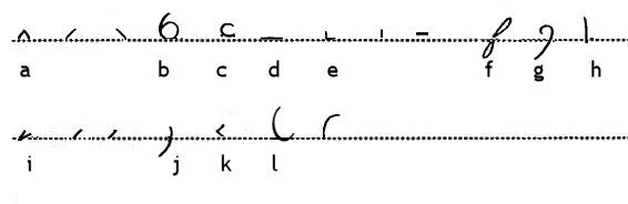 Alpha Shorthand, The Easy Alphabetic Shorthand ...